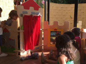 Jardín Infantil Ubuntu Educación Holística Vitacura Taller