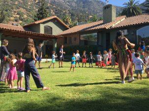 Jardín Infantil Ubuntu Educación Holística Vitacura Taller Navidad